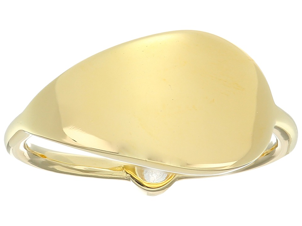 Elizabeth and James - Mitchell Ring (Yellow Gold) Ring