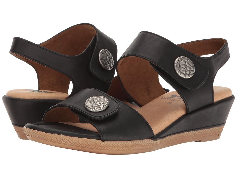 Spring Step - Magali (Black) Women's Shoes