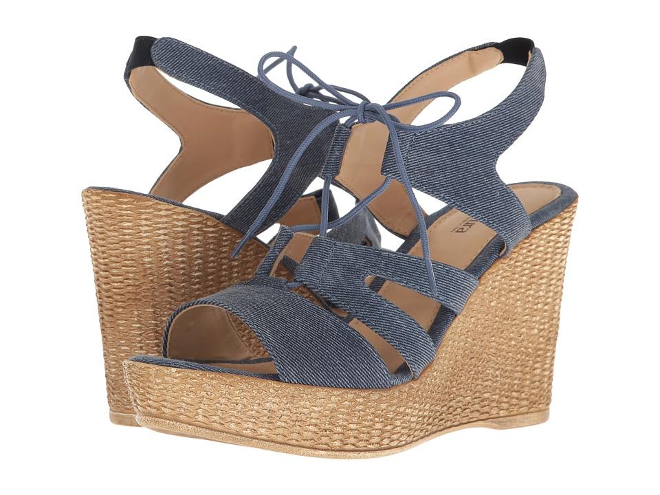 Spring Step - Kaba (Denim Blue) Women's Shoes