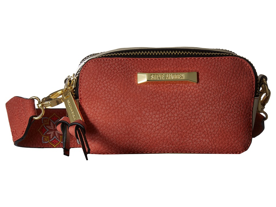 Steve Madden - Bwallace (Cinnamon) Cross Body Handbags