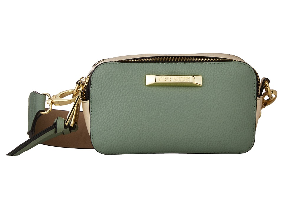 Steve Madden - Bwallace (Seafoam) Cross Body Handbags
