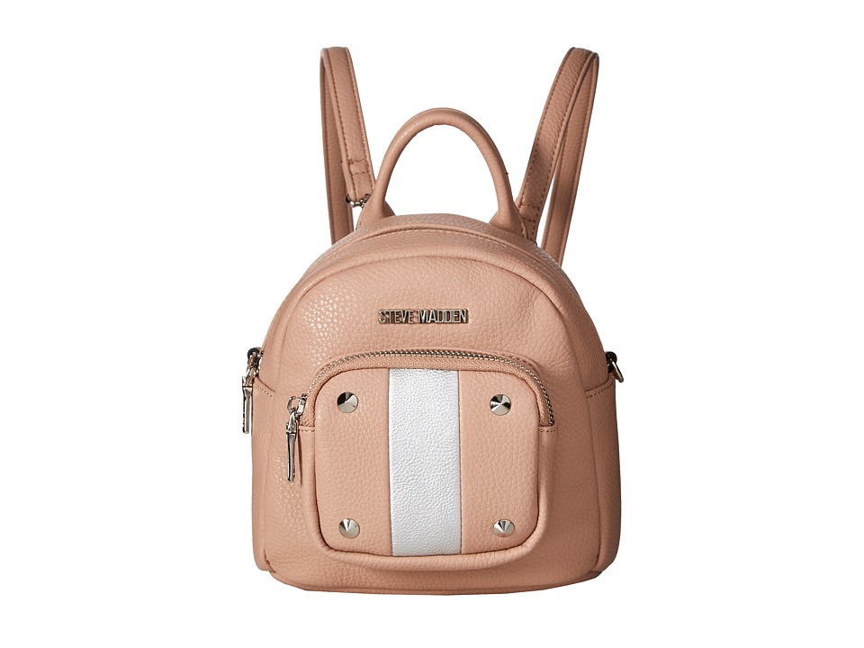 Steve Madden - Bloey Stripe (Blush Multi) Backpack Bags