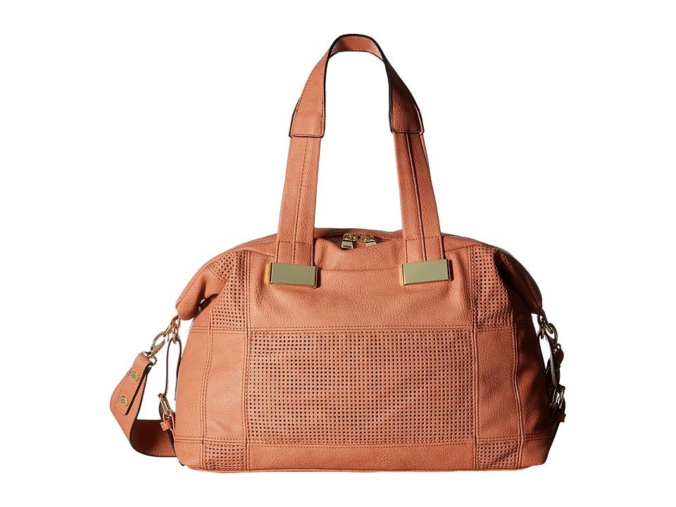 Steve Madden - Bmazy (Cinnamon) Satchel Handbags