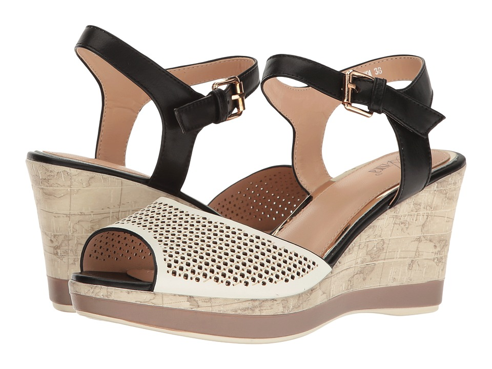 Spring Step - Liefde (White Multi) Women's Shoes