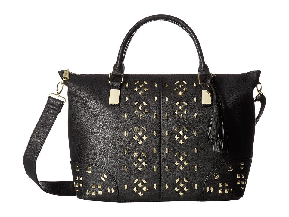 Steve Madden - Bsunshine (Black) Satchel Handbags