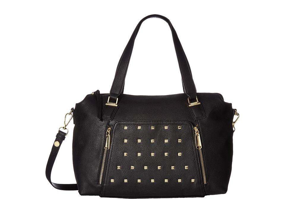 Steve Madden - Bstud (Black) Satchel Handbags
