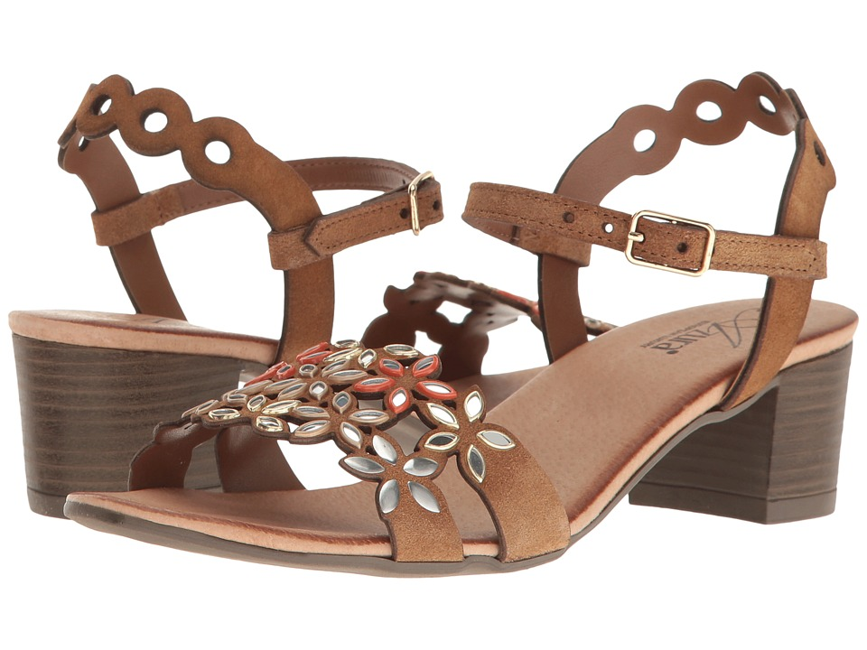 Spring Step - Marcia (Camel) Women's Shoes