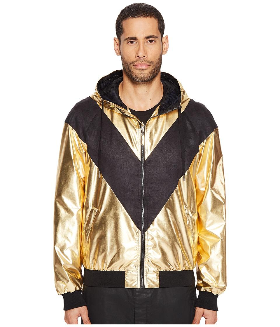 Versace Jeans - Jacket EC1GPB906 (Oro) Men's Coat