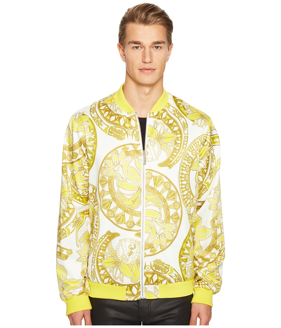 Versace Jeans - Jacket EC1GPB910 (Bianco) Men's Coat