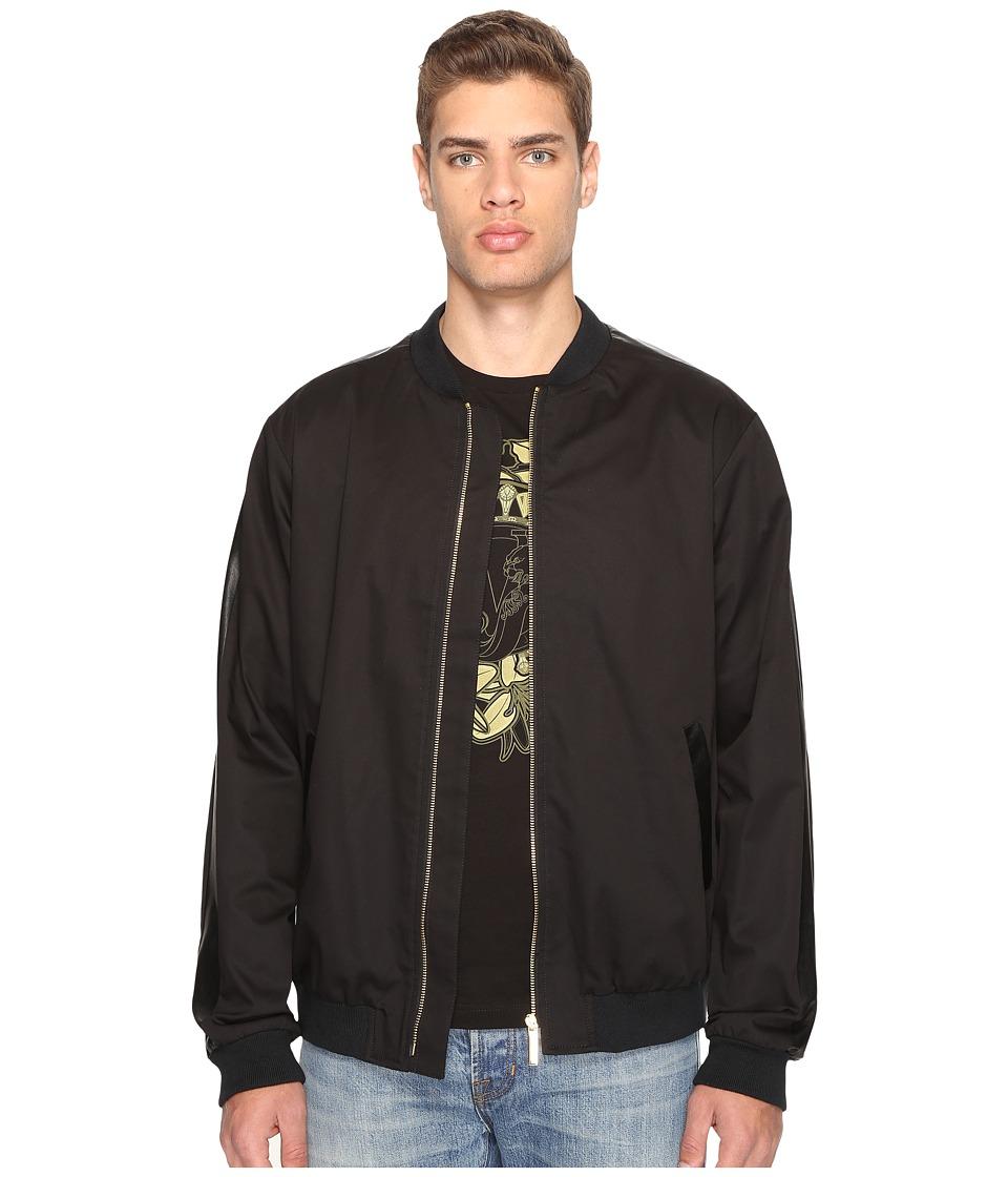 Versace Jeans Jacket EC1GPB908 (Nero) Men