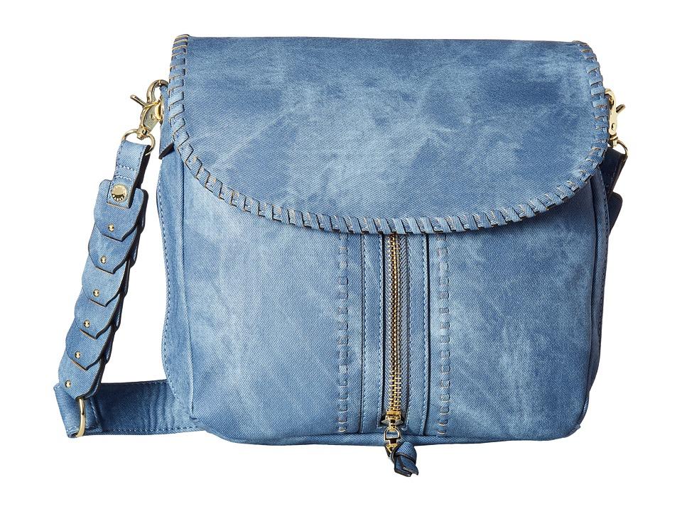 Steve Madden - Bsamson (Denim) Cross Body Handbags