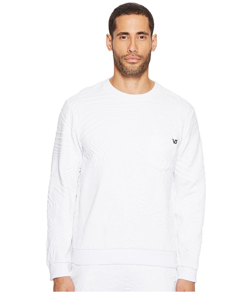 Versace Jeans Light Sweater EB7GPB7FA (Bianco) Men