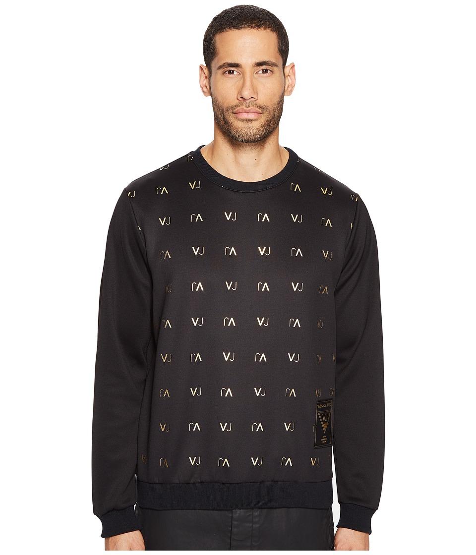 Versace Jeans Light Sweater EB7GPB7F5 (Nero) Men