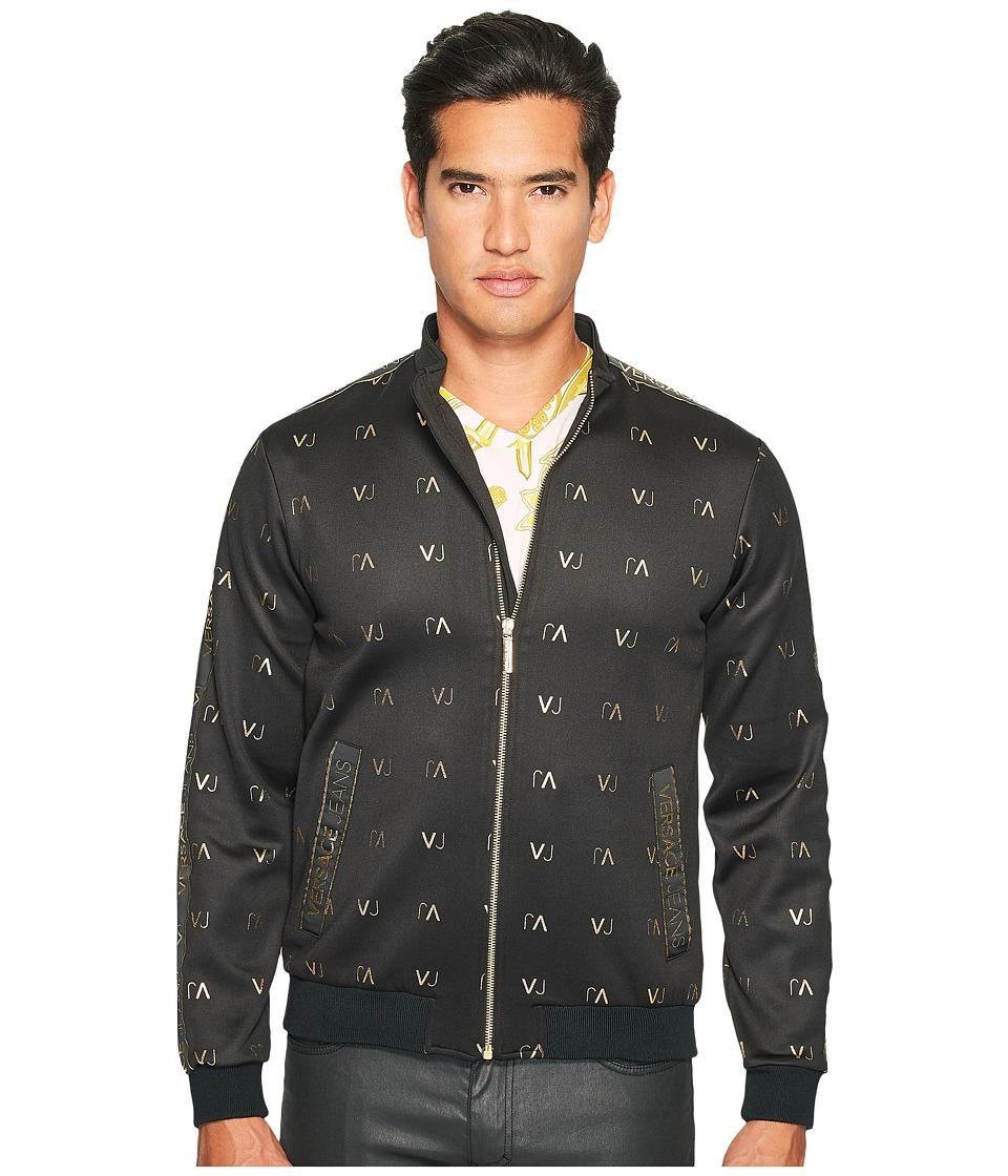 Versace Jeans Light Sweater EB7GPB7F2 (Nero) Men