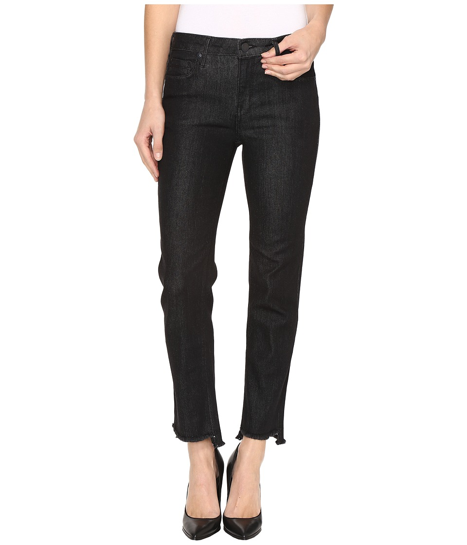 Parker Smith - Shark Bite Straight Leg Jeans in Gothic (Gothic) Women's Jeans