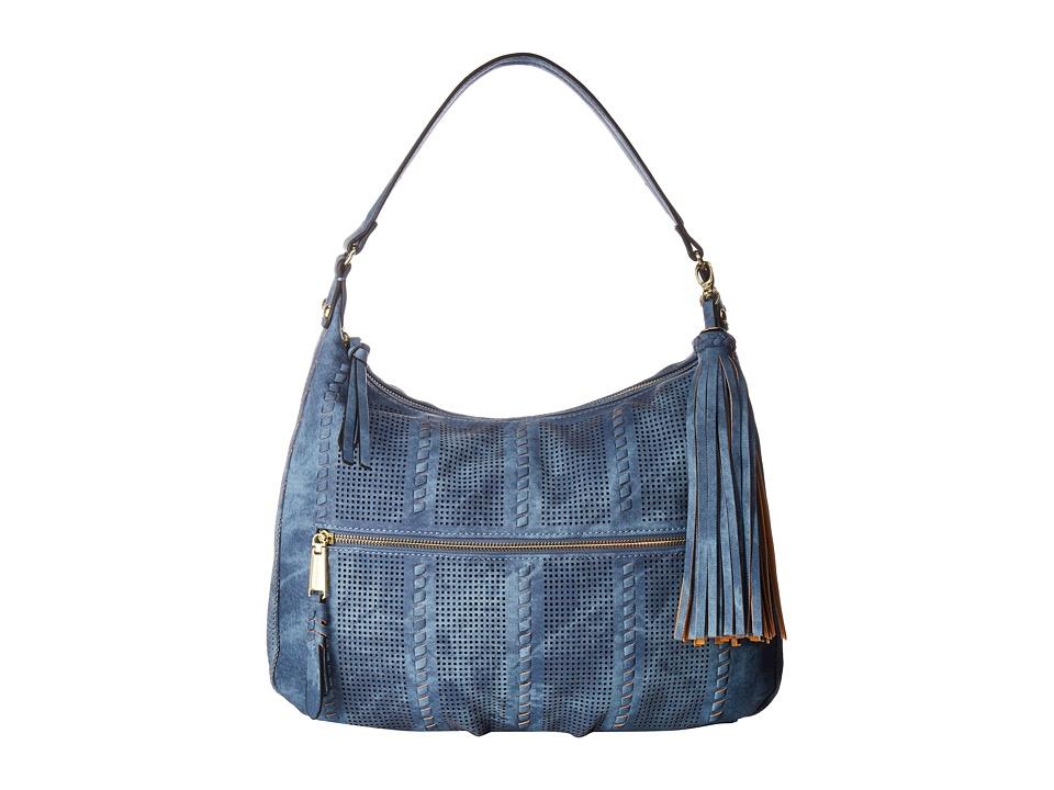 Steve Madden - Bshayy (Denim) Hobo Handbags