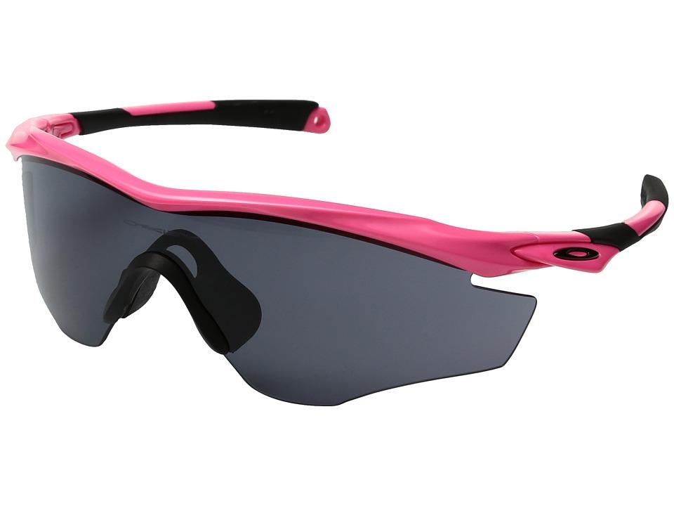 Oakley - MPH M2 (Pink Lava/Grey) Sport Sunglasses