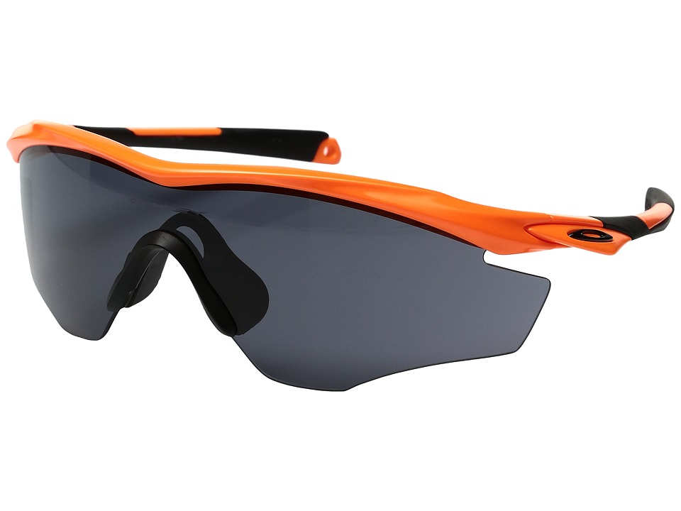 Oakley - MPH M2 (Orange Flare/Grey) Sport Sunglasses