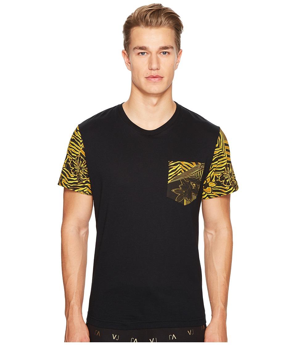 Versace Jeans - T-Shirt EB3GPB7S2 (Nero) Men's T Shirt
