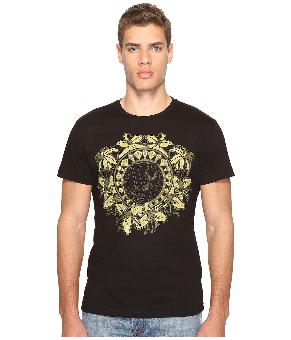 Versace Jeans - T-Shirt EB3GPB788 (Nero) Men's T Shirt