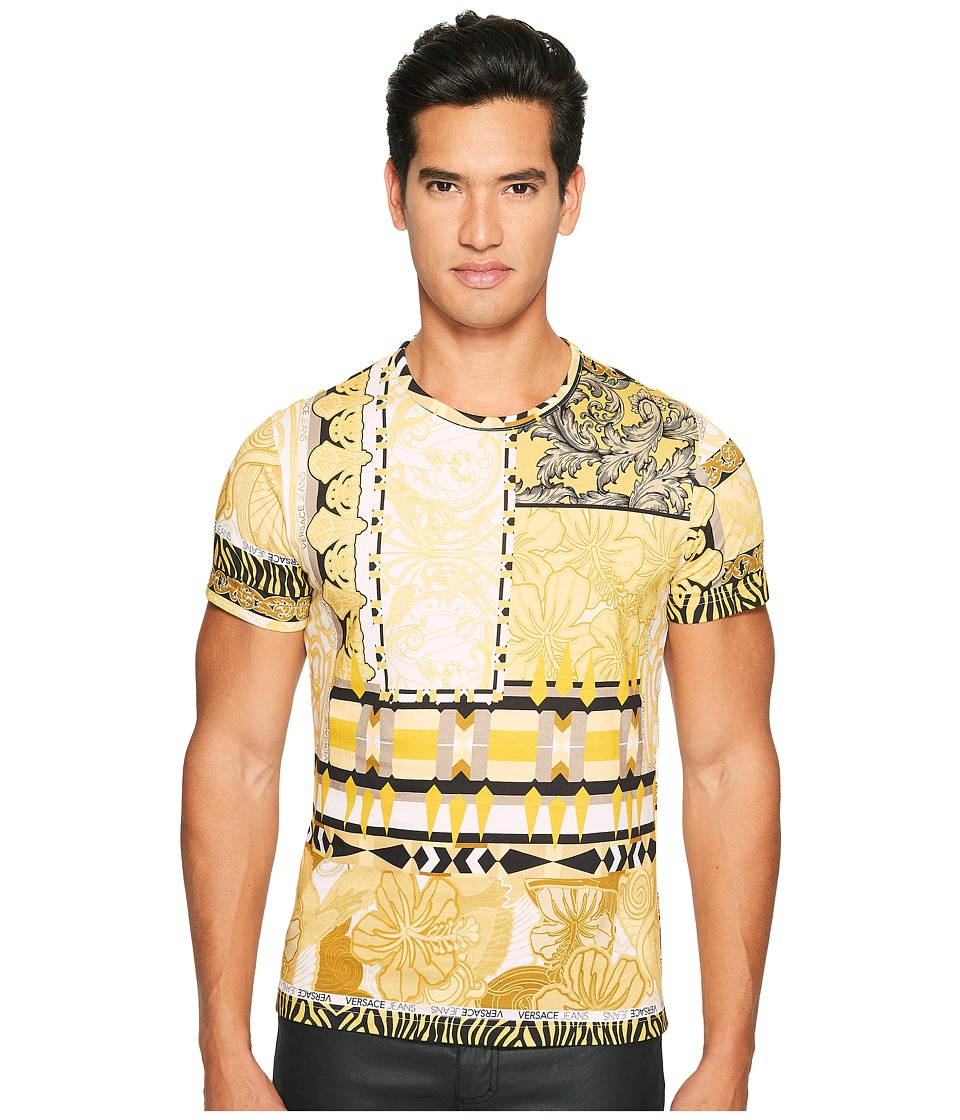 Versace Jeans T-Shirt EB3GPB7S0 (Oro) Men