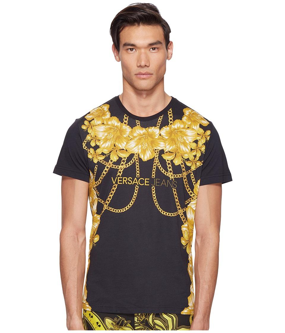 Versace Jeans - T-Shirt EB3GPB746 (Nero) Men's T Shirt