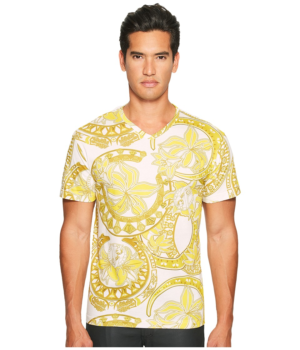 Versace Jeans - T-Shirt EB3GPB7V0 (Bianco) Men's T Shirt