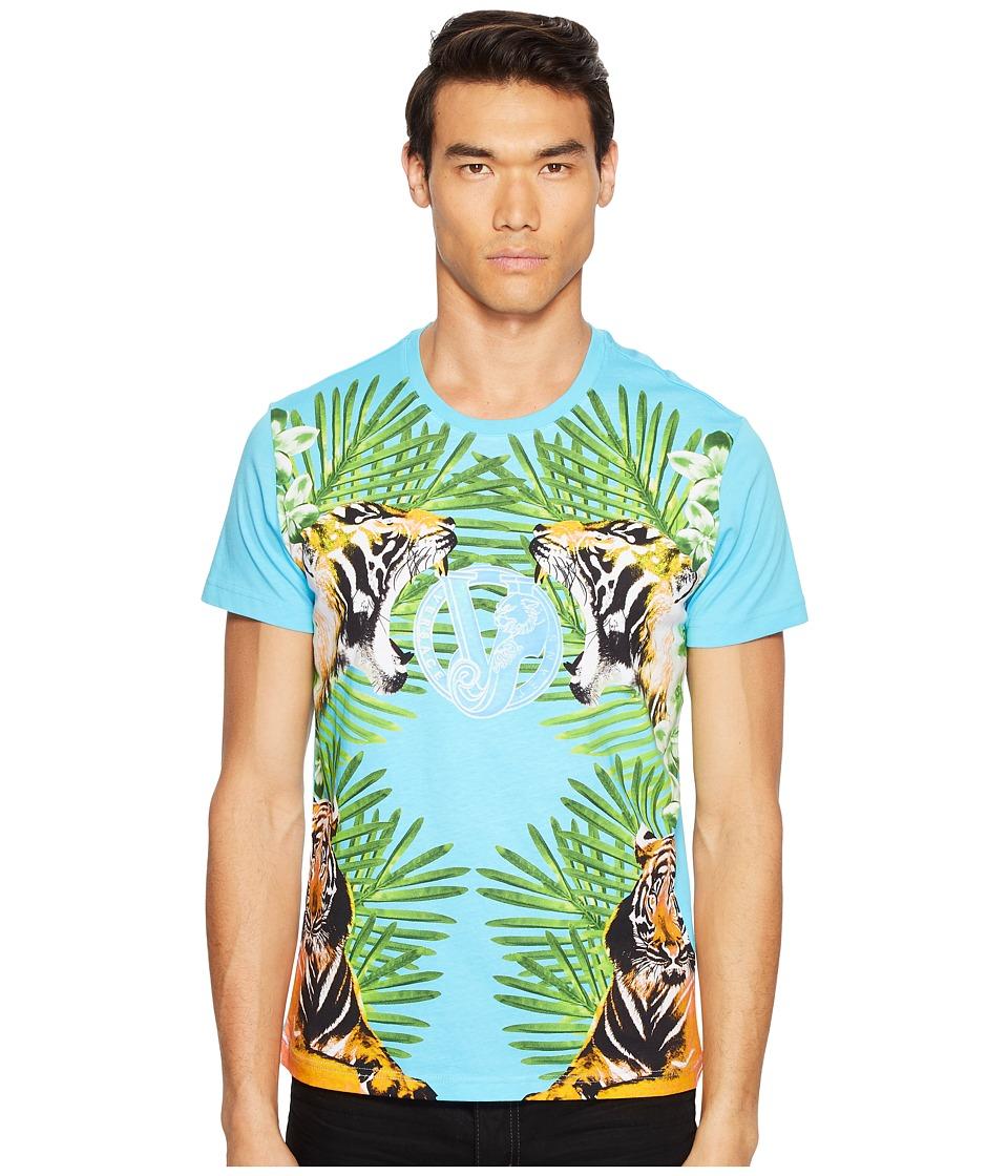 Versace Jeans - T-Shirt EB3GPB744 (Celestino) Men's T Shirt