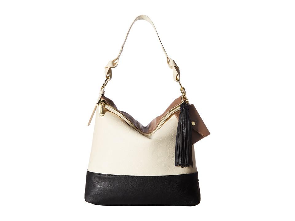 Steve Madden - Bgrady (Cognac/Cream) Handbags