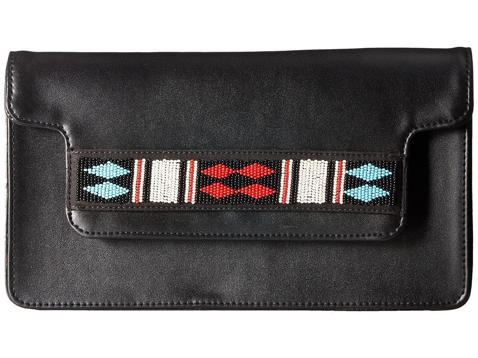 Steve Madden - Bbeaded (Black) Handbags