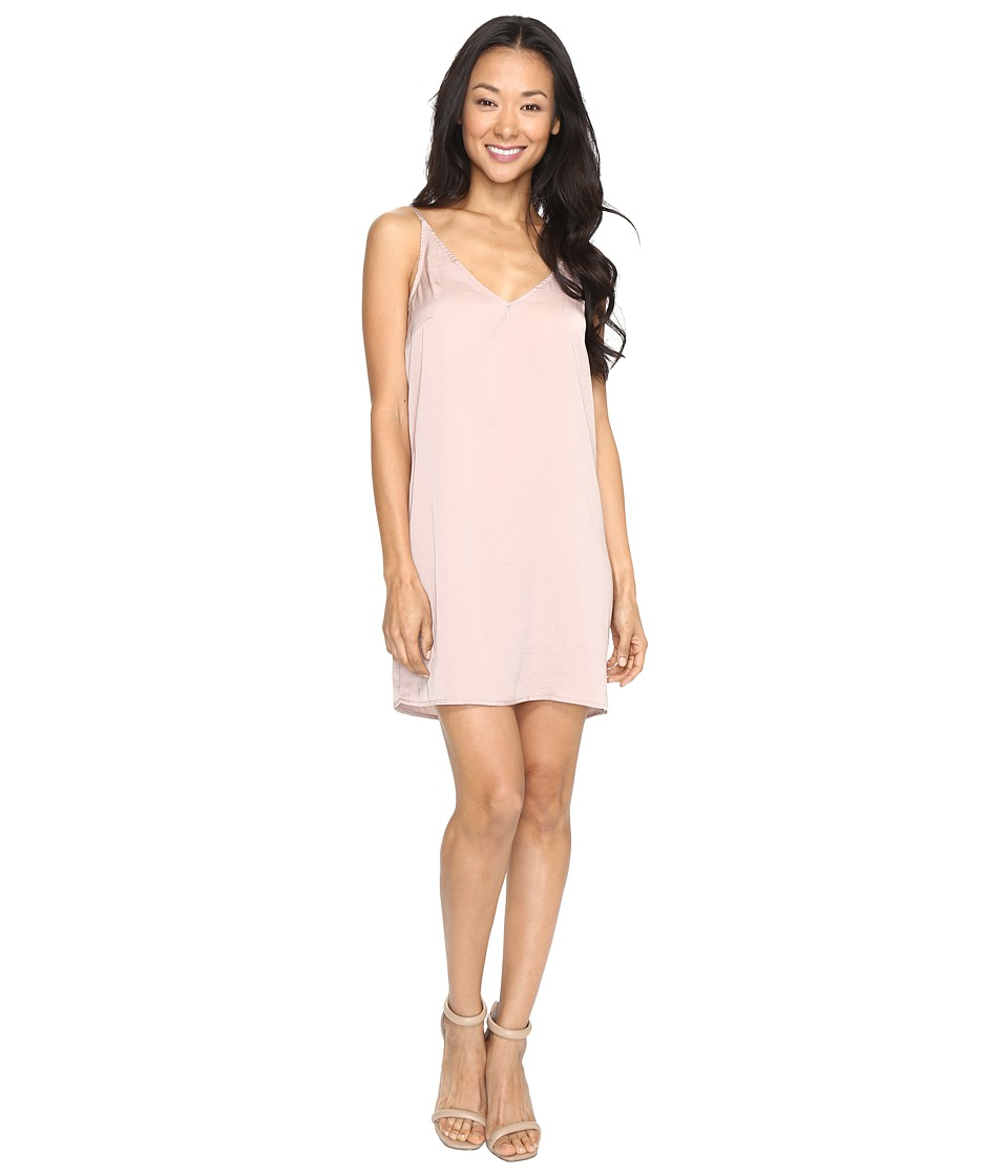 Brigitte Bailey - Flying Dutchman Slip Dress (Champagne) Women's Dress