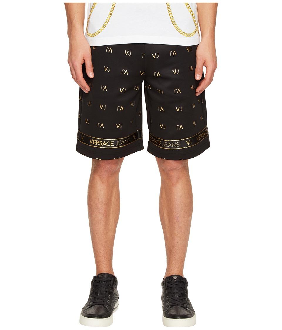 Versace Jeans - Shorts EA4GPB1F1 (Nero) Men's Shorts