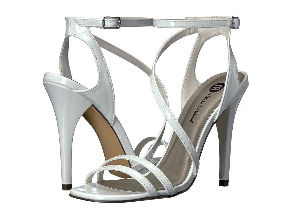 Michael Antonio - Ester - Patent (White Patent) High Heels