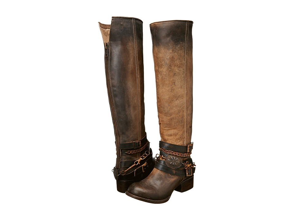 Freebird - Abbot (Brown) Women's Boots