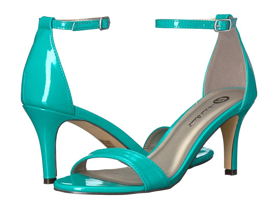 Michael Antonio - Ramos - Patent (Turquoise Patent) High Heels