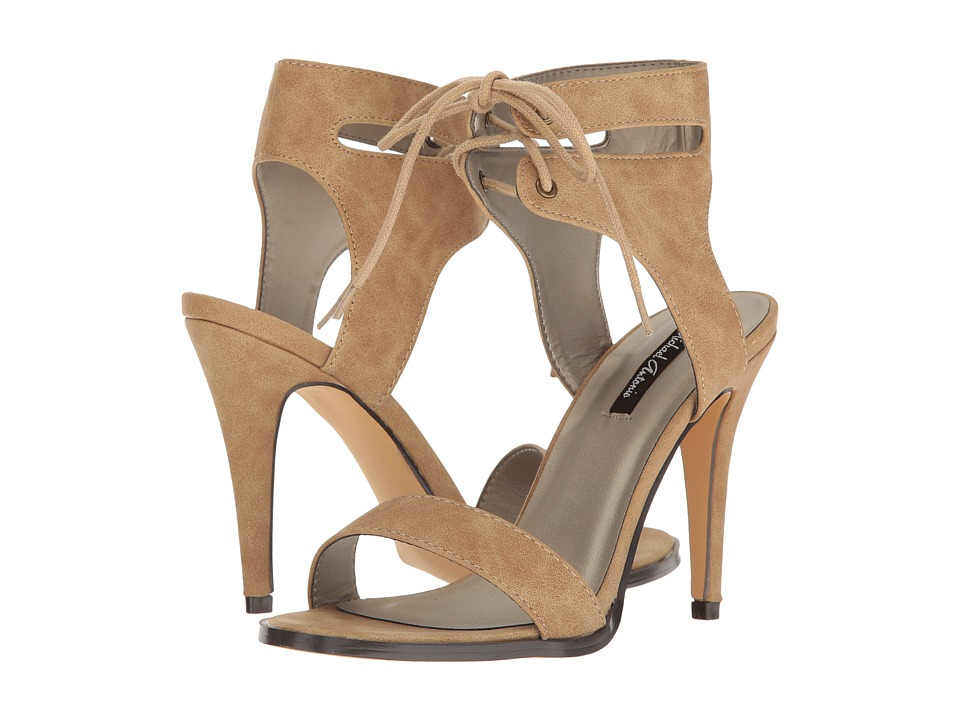Michael Antonio Lines (Dark Sand Nubuck PU) High Heels