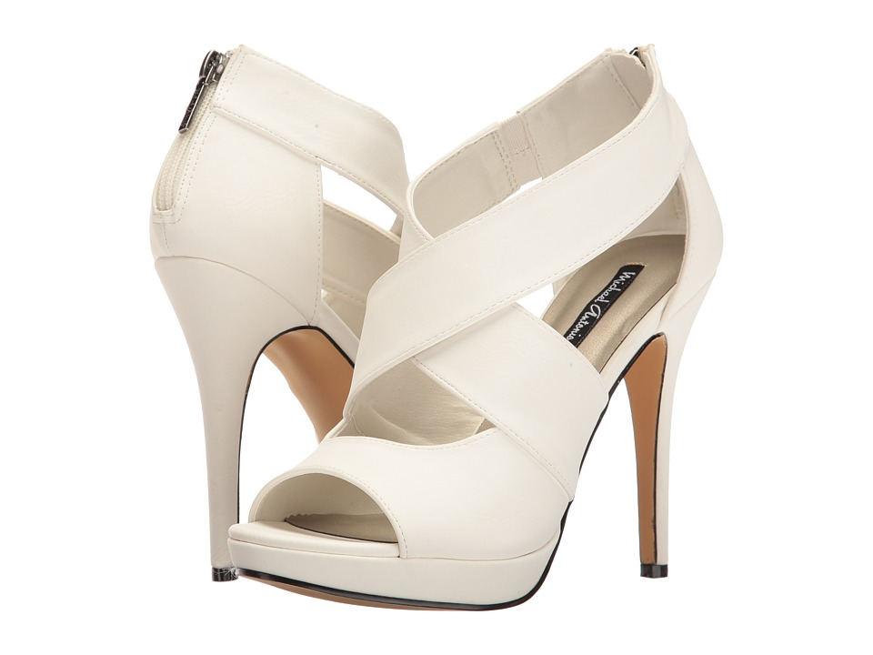 Michael Antonio - Tovey (White) High Heels