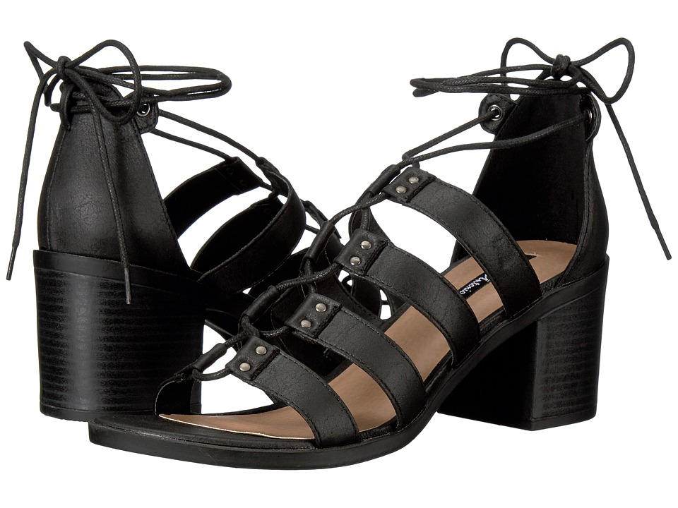 Michael Antonio - Jacke (Black) Women's Dress Sandals
