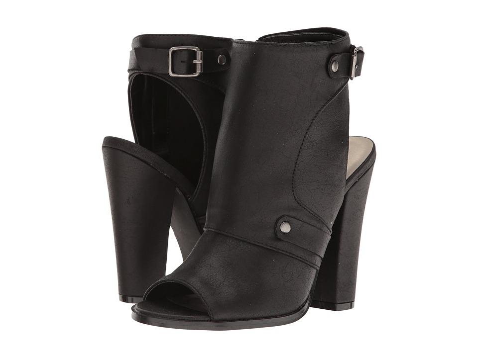 Michael Antonio - Jess (Black) Women's Dress Sandals