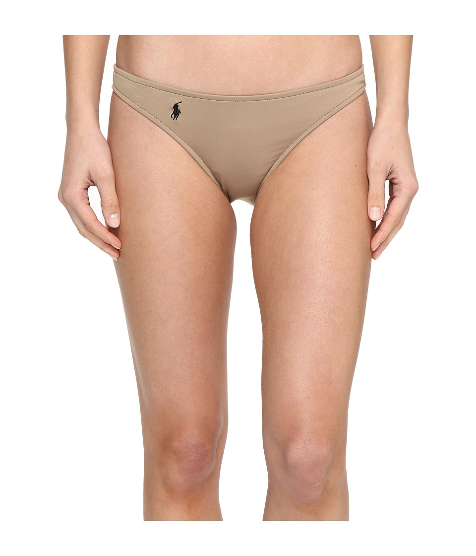 Polo Ralph Lauren The Solid Taylor Hipster (Sand Dune) Women