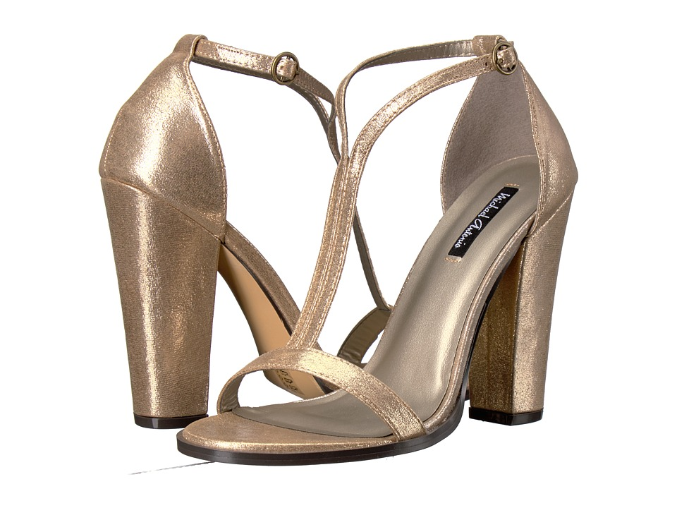 Michael Antonio - Jons - Metallic (Gold Metallic PU) High Heels
