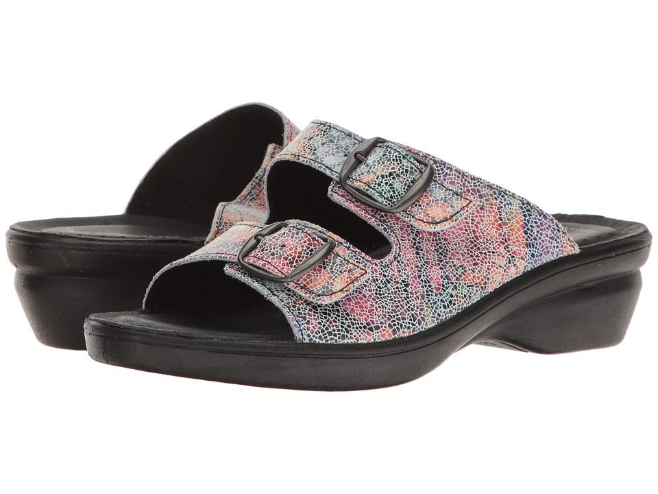 Spring Step - Comet (Black Multi) Women's Shoes