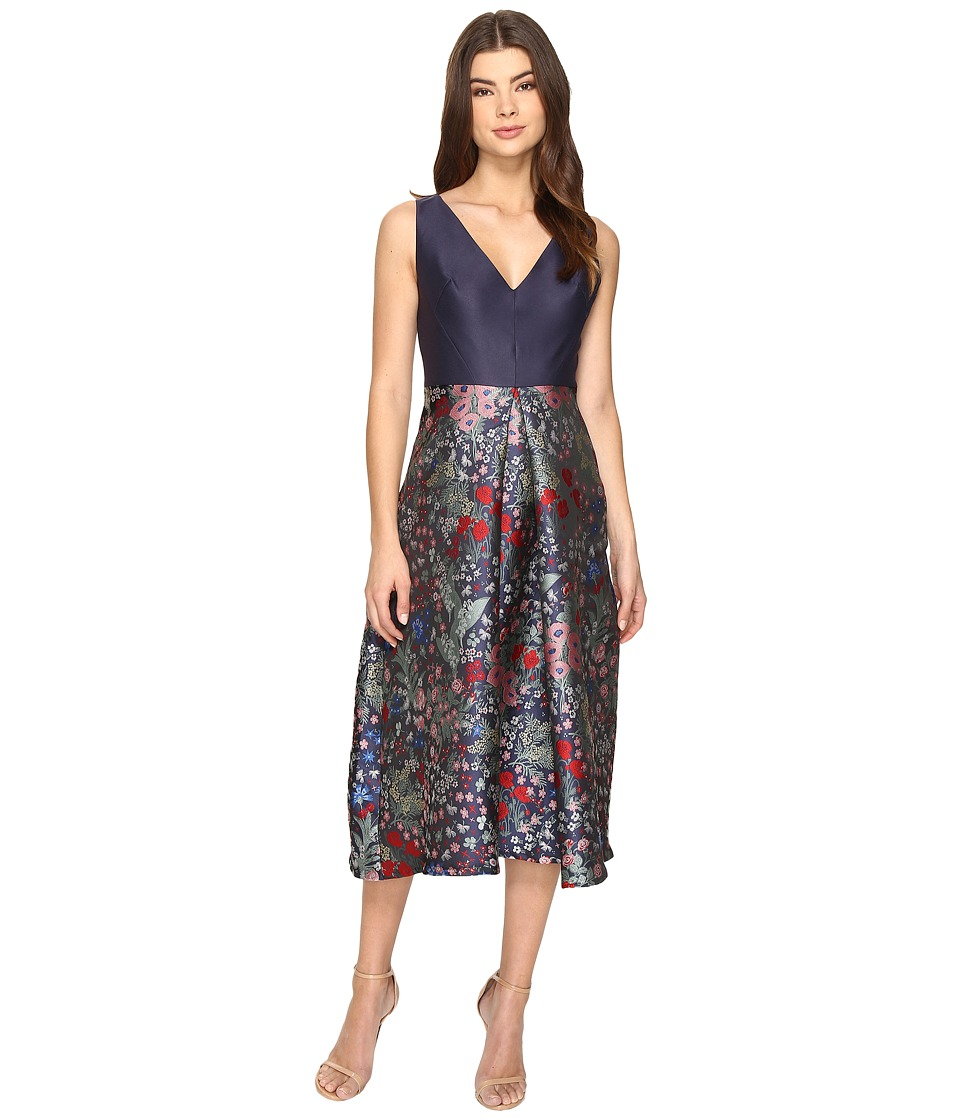 Eva by Eva Franco - Devora Dress (Midnight Garden) Women's Dress