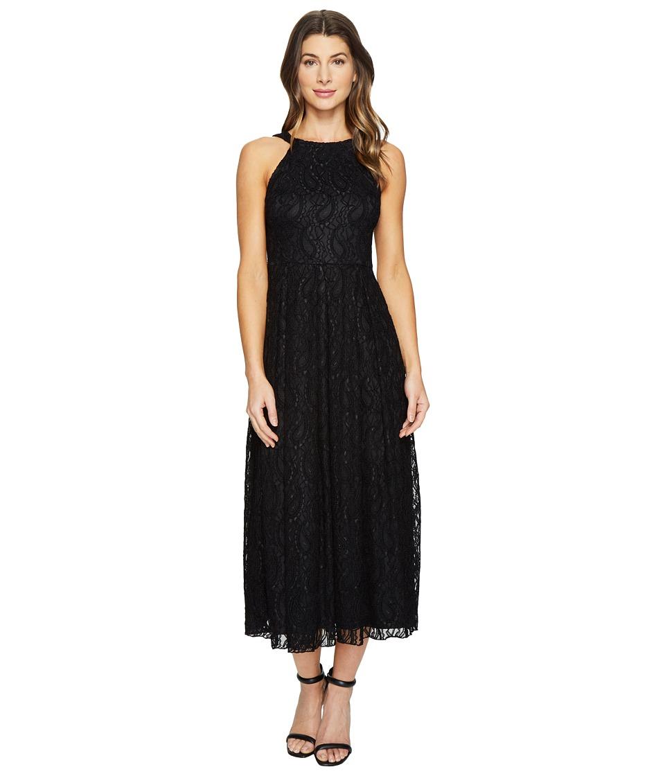 Eva by Eva Franco - Jane Dress (Black) Women's Dress
