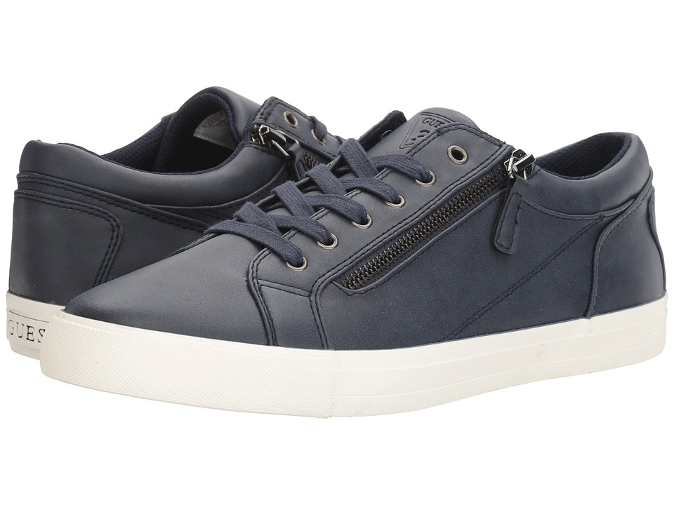 GUESS - Moreau (Navy) Men's Shoes