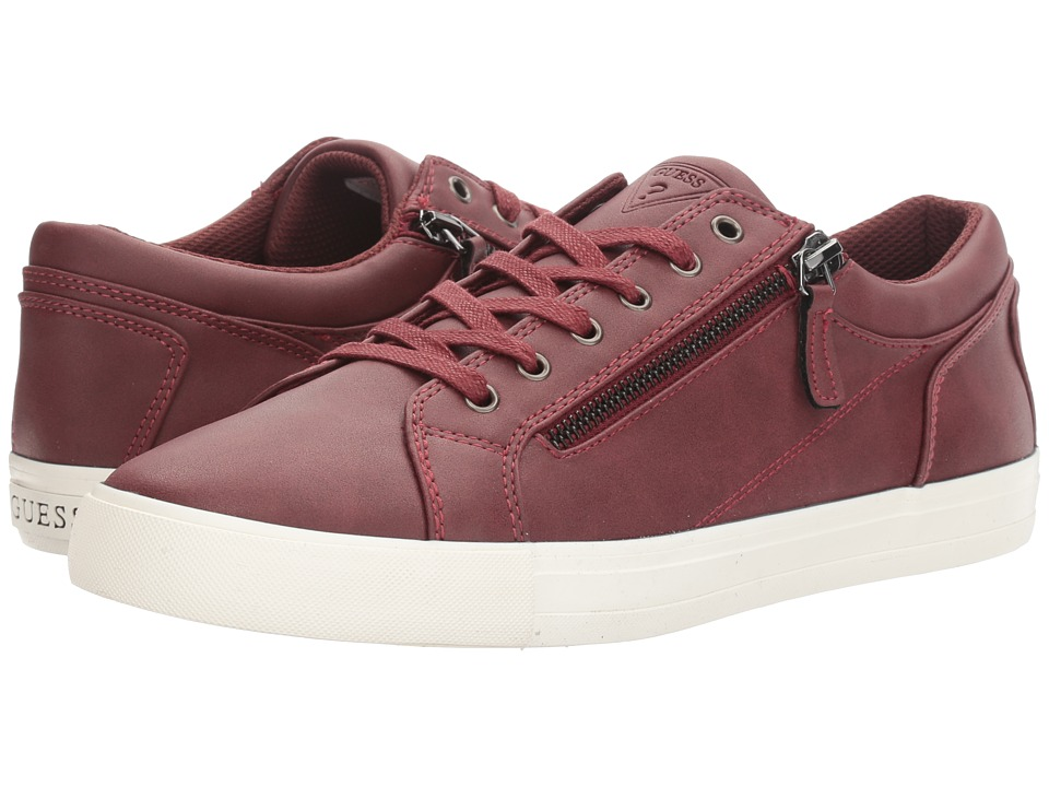 GUESS - Moreau (Burgandy) Men's Shoes