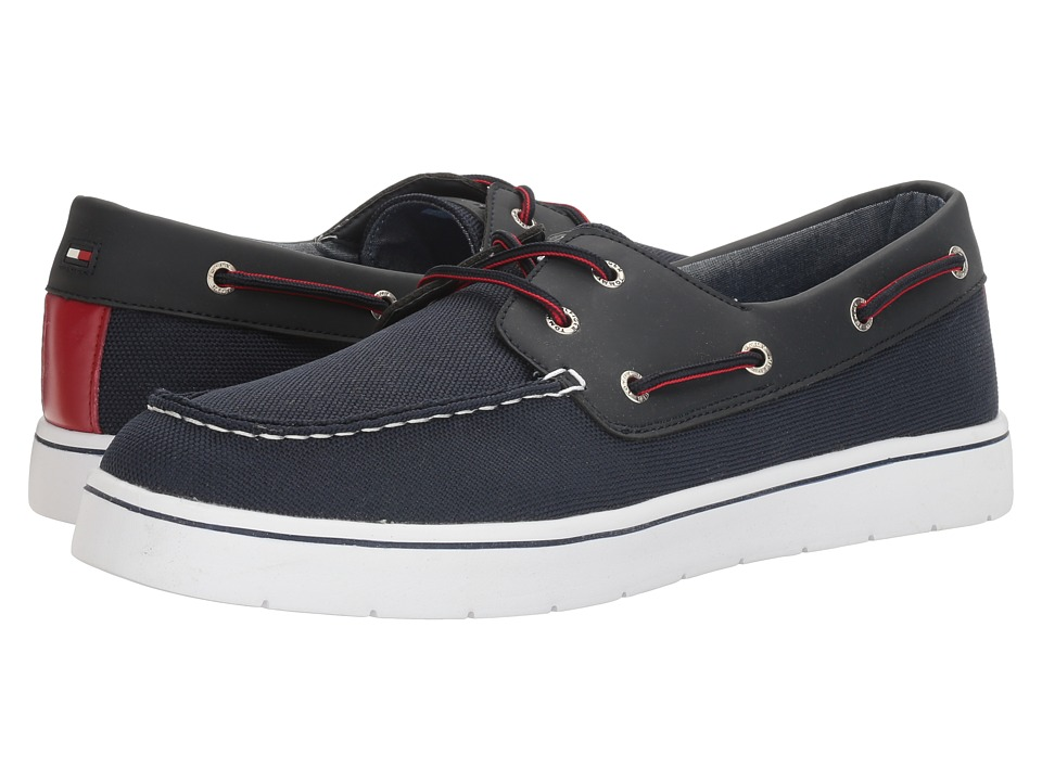 Tommy Hilfiger - Neil (Navy) Men's Shoes