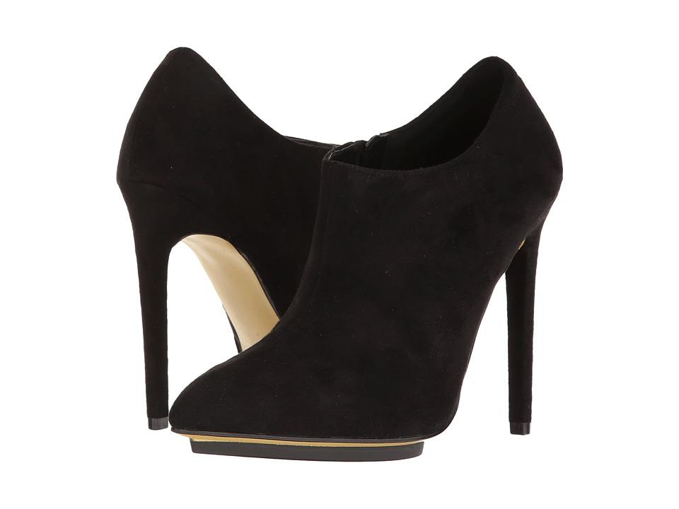 Michael Antonio - Ladi - Suede (Black) Women's Shoes