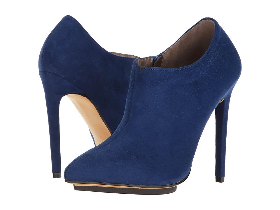 Michael Antonio - Ladi - Suede (Blue) Women's Shoes