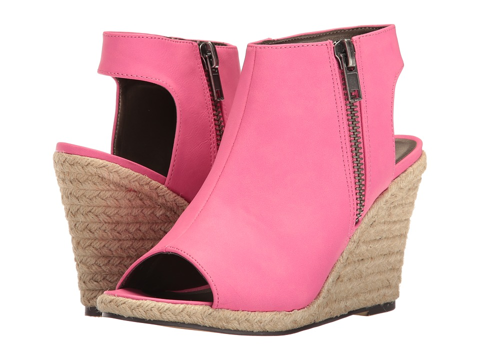Michael Antonio - Genna (Pink) Women's Wedge Shoes
